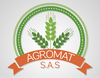 Agromat brand redesign