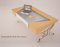 """ Atlas ""    worktable design 2011"