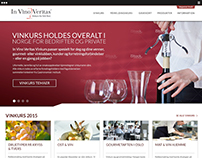 Web Design - In Vino Veritas