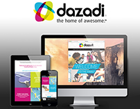 Dazadi's Welcome Email - Email Marketing