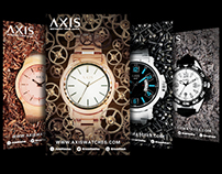 Axis Watches Spring/Summer 2015