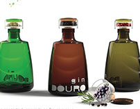 Gin DOURO | Glassberries Design Awards