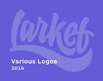 Various Logos 2014
