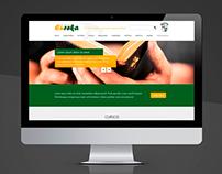 Website - Movimento Eureka