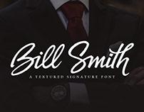 Bill Smith Font