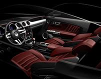 Mustang Interior