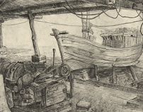 Landscape Sketches (2013-2014)