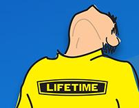 Lifetime Tetherball