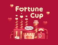 Fortune Cup for Häagen-Dazs Japan