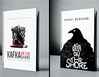 Kafka On The Shore (Book Cover Redesign)