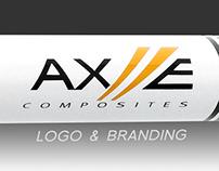 Axlle Composites Logo & Branding (2007)