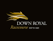 Down Royal Racecourse Ticket Wallet