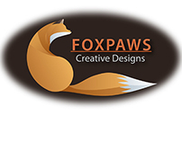 Foxpaws Creative Designs Logo
