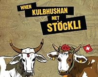When Kulbhushan met Stockli