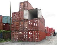 Bán container cu