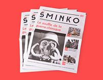 Newspaper - Sminko