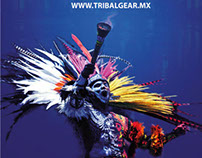 CATALOGO TRIBAL GEAR MX