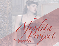 Afrodita Project watches