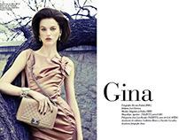 GINA www.stealermagazine.com