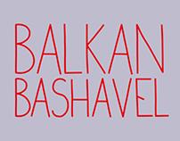 BALKAN BASHAVEL Posters