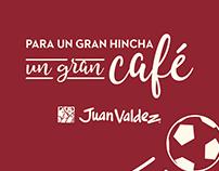 Campaña Mundial Juan Valdez