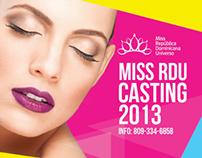 Miss Universe Dominican Republic Casting