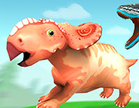 Walking With Dinosaurs: DINO RUN! - mobile game