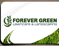 Forever Green // Logo & Business Card
