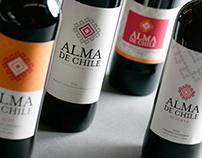 ALMA DE CHILE WINE
