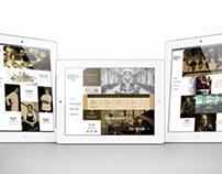 Belga Queen - Responsive web site