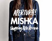 MISHKA / F.W '13 Lettering