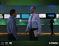 Fidelity Investments Virtual Environment