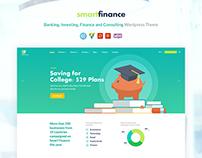 Finance - Accounting & Tax Help WP Theme