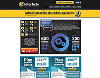 Interficto Website