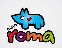 "ROMA ""logo proposal"""