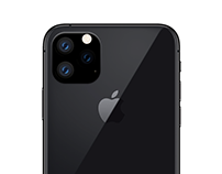 iPhone 11/ iPhone 11R Design