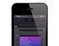 'Deadline' App Prototype