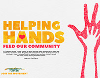 Forgotten Harvest | Helping Hands Campaign