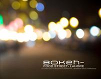 Bokeh-