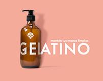 THE WORKS - COVID19 GELATINO