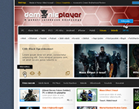 DemonicPlayer homepage