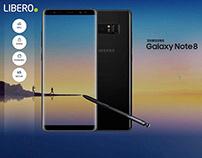 Samsung Galaxy Note 8 - Special ADV