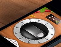 Time To Cook - iPhone Application