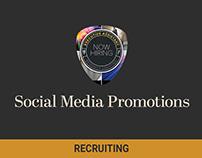 Social Media: Recruiting