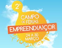 Campo de Férias Empreend(a)çor | Entrepreneurship Camp