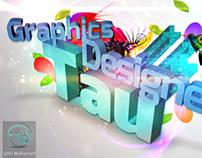 Tau Graphics Designer 3D