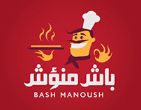 Bash Manoush (Logo Options)