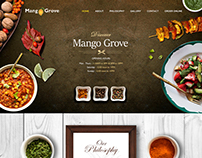 The Mango Grove Webdesign