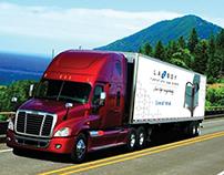 La-Z-Boy 2015 Truck Skins