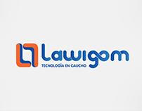 Lawigom - Restyling de Marca y desarrollo de Branding